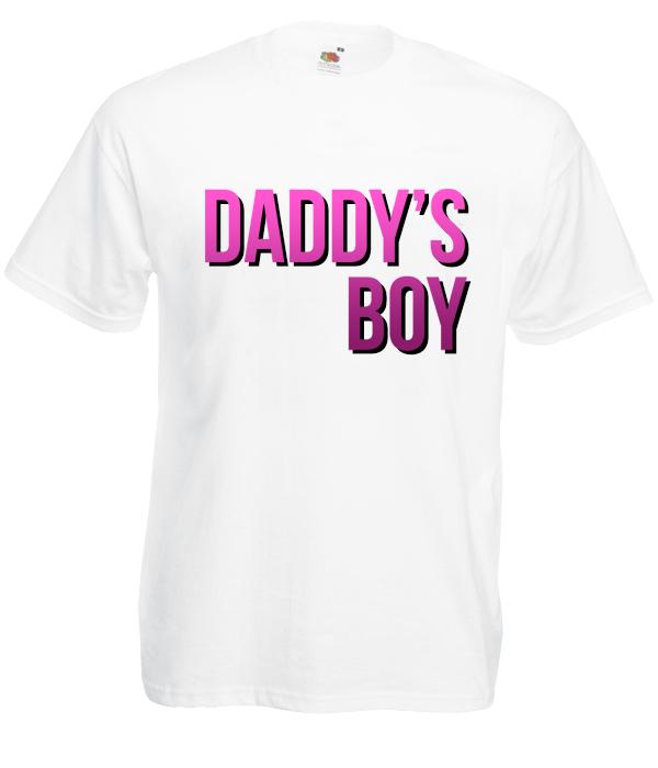Koszulka: Daddy's Boy