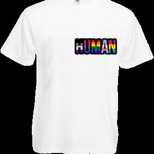 Koszulka: Human