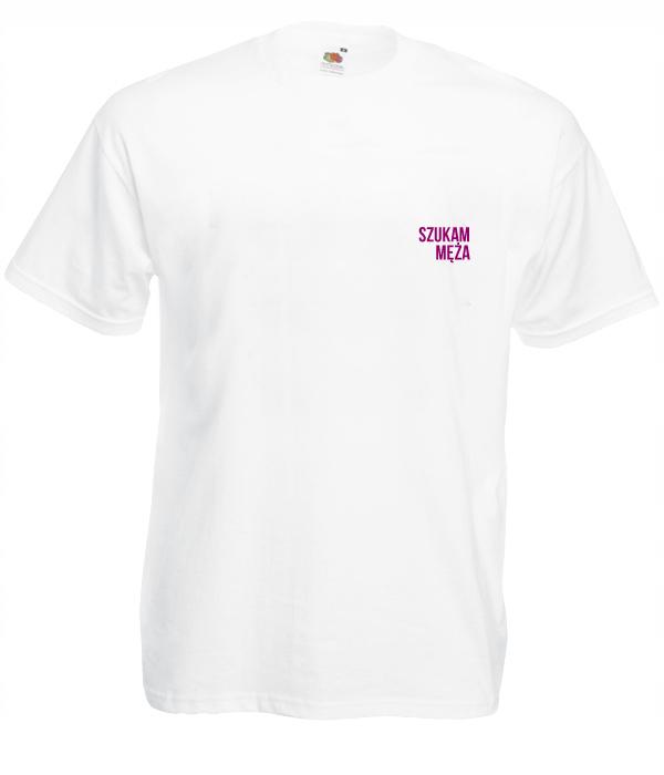 Koszulka: Szukam Męża