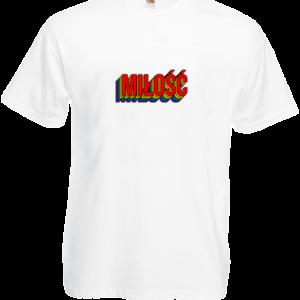 Koszulka: Miłość