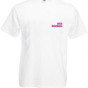 Koszulka: Spoza Środowiska (małe)