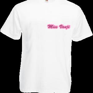 Koszulka: Miss Vanji