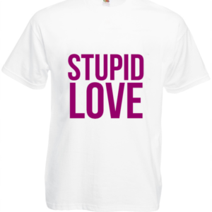 Koszulka: Stupid Love