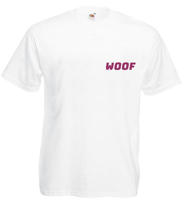 Koszulka: Woof