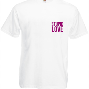 Koszulka: Stupid Love (małe)