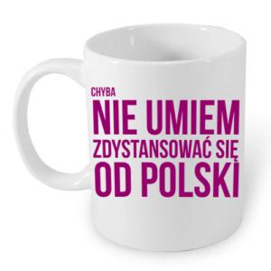 Kubek: Chyba nie umiem zdystansować się od Polski