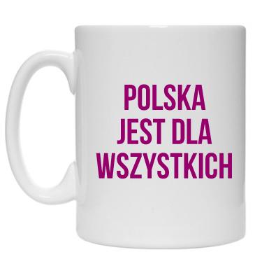 Kubek: Polska jest dla wszystkich