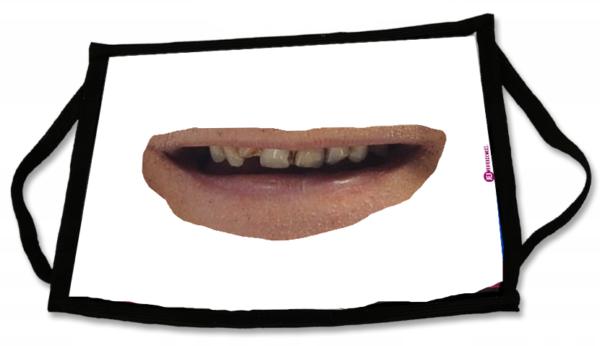 Maseczka: Uśmiech Prezesa