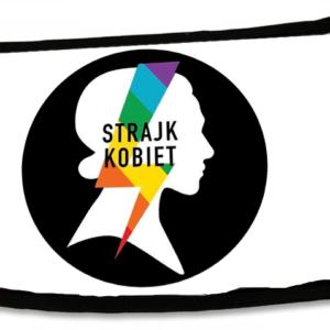 Maseczka: Strajk Kobiet