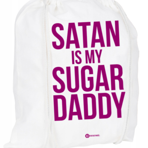 Plecak / worek: Satan Is My Sugar Daddy
