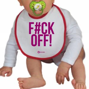 Śliniaczek: F#ck Off!