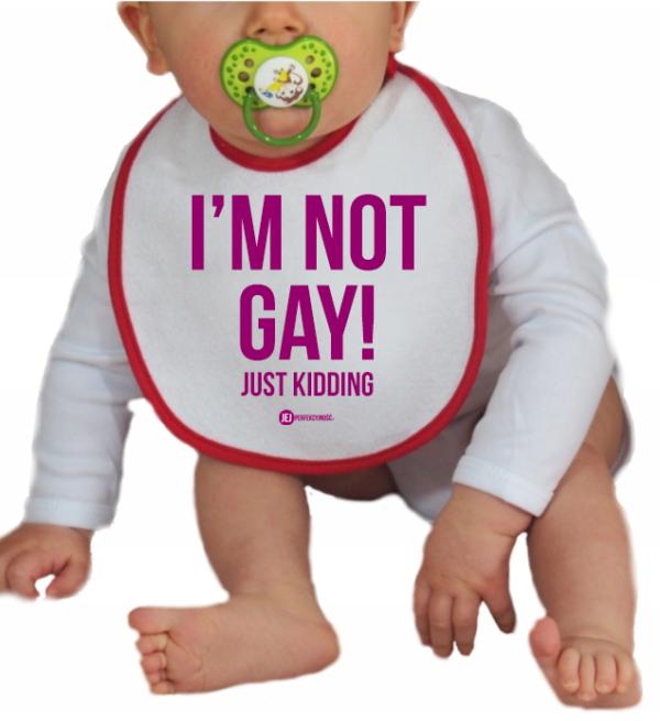 Śliniaczek: I'm Not Gay! Just Kidding