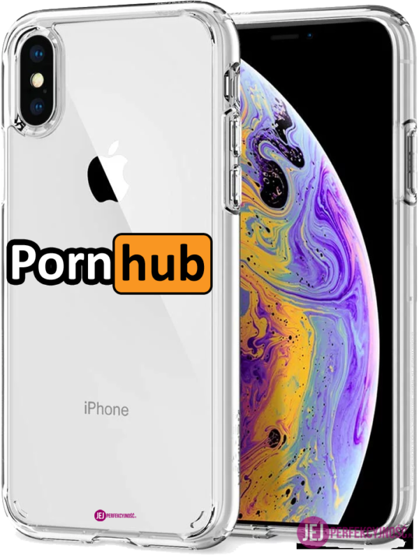 iPhone case: Pornhub