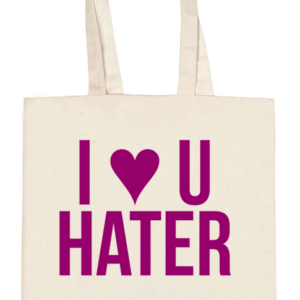 Torba: I ♥ U Hater