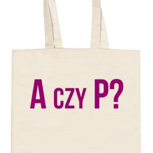 Torba: A czy P?
