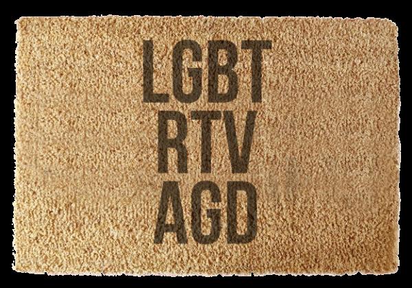 Wycieraczka: LGBT RTV AGD